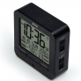 Alecto alarm klok met thermometer - AK-20