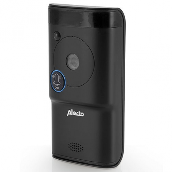 Wifi deurbel met Camera   Alecto DVC-1000