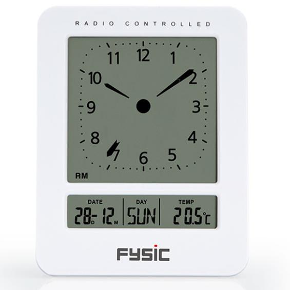 Fysic alarm klok FKW-6