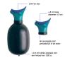 Uribag | Opvouwbaar urinaal voor vrouwen