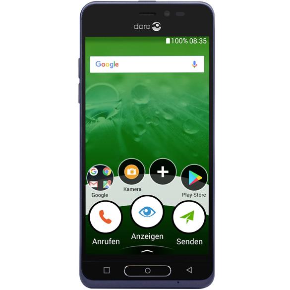Doro 8035 + Gratis draadloze alarmknop twv. € 29,95