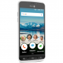 Doro 8040 smartphone - Wit + Gratis Flipcover twv. € 29,95
