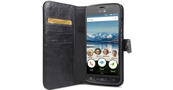 Walletcase Doro 8040 - Zwart Kopen? | StelComfortshop ...