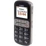 Fysic FM-7800 Senioren GSM - Zwart