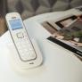 Fysic FX-9000 DUO - Senioren DUO DECT telefoon met trilfunctie