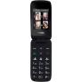 Fysic FM-9710 senioren klaptelefoon - Wit