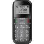 Senioren mobiel met GPS en noodknop - Grijs
