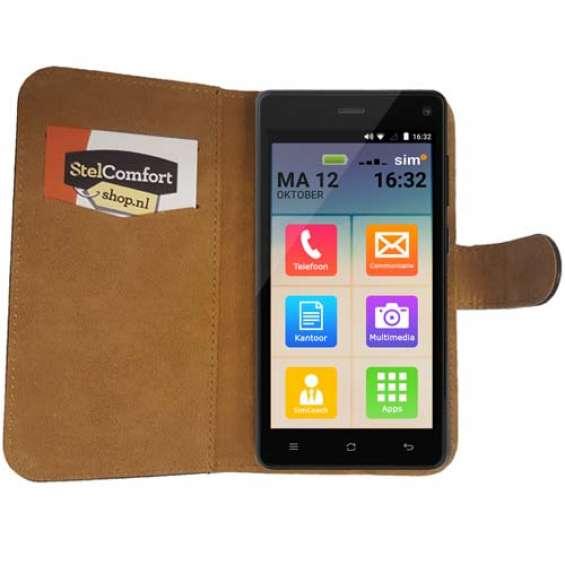 Simphone 2 walletcase