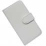 Simphone 3 Walletcase - wit
