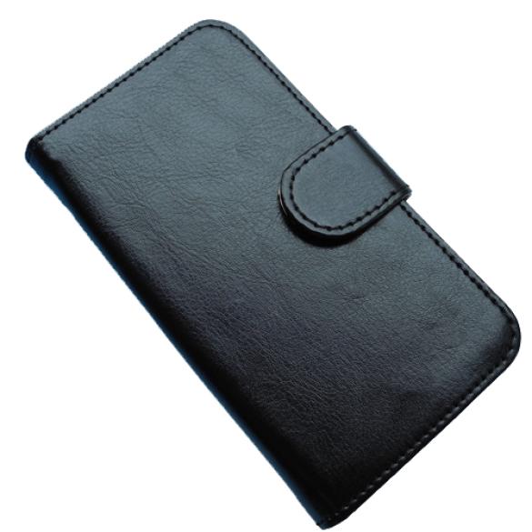 Simphone 3 Walletcase - zwart