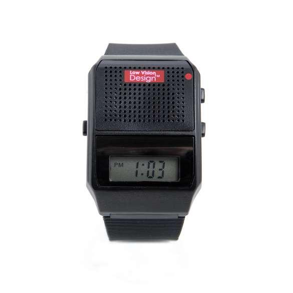 Nederlands sprekend horloge Low Vision Design