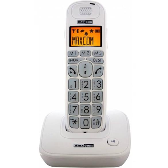 Maxcom MC 6800 DECT - Wit