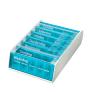 Anabox medicijndoos met 5 vakjes per dag azuur