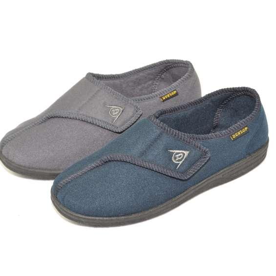 Dunlop Arthur heren pantoffels