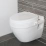 Able2 toiletverhoger 5 cm met deksel