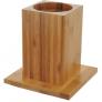 Bamboo bed- en stoelverhogers - 14 cm