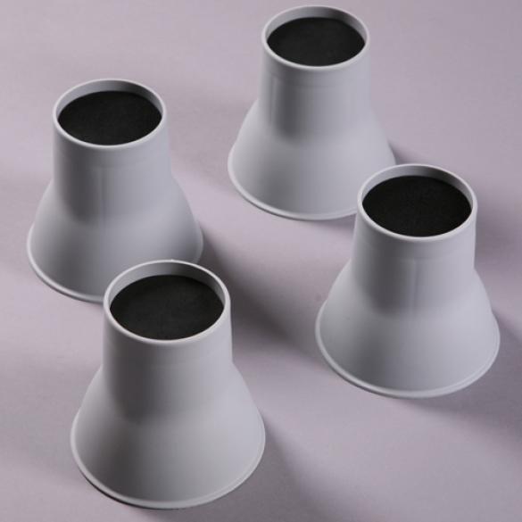 Voorkeur Olifant Poten Bed- En Stoelverhogers - 9 cm Kopen? StelComfortshop WX81