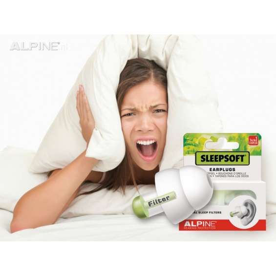 Oordopjes Sleepsoft