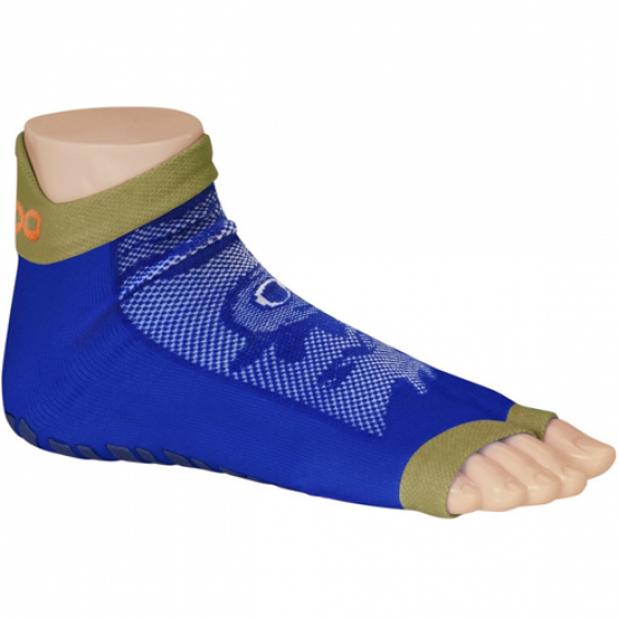 Sweakers Anti-slipsokken Kids - blauw