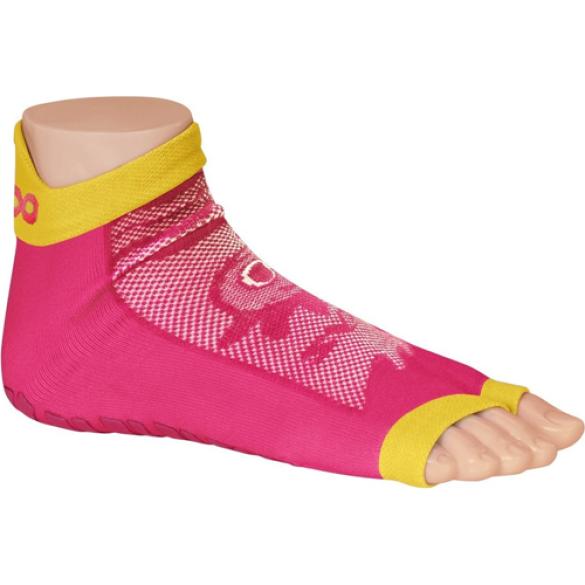 Sweakers Anti-slipsokken Kids - roze