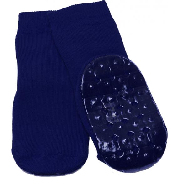 Anti-slip sokken - Blauw