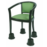 Bed- en stoelverhogers | 9cm