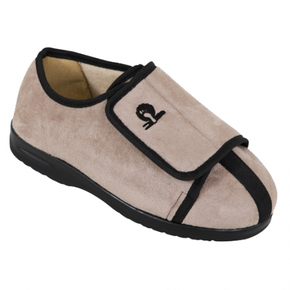 Cameron pantoffel laag - Beige