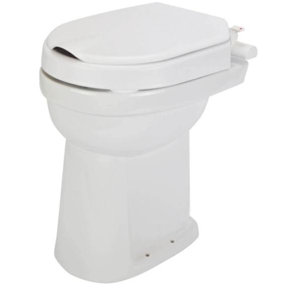 Hi Loo toiletverhoger vast