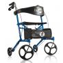Hugo Sidekick rollator - Blauw