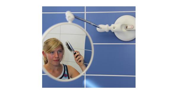 Spiegel Met Zuignap : Spiegel op zuignap stelcomfortshop klik hier en bestel