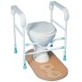 Toiletzitting Prima met armsteunen