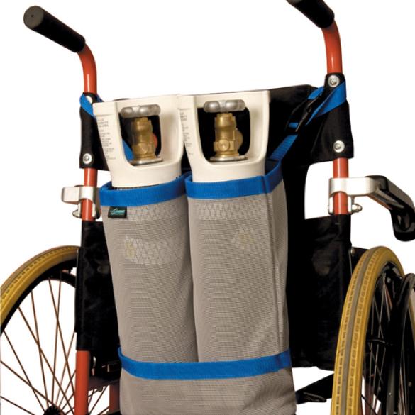 Zuurstof rolstoeltas - CarryOn