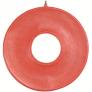 Rubberen ringkussen opblaasbaar - 46 cm