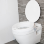 Toiletverhoger met deksel - Prima