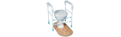 Toiletverhoger ombouw