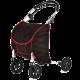 Boodschappentrolley 4 wielen