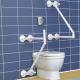 Toiletbeugel zuignap