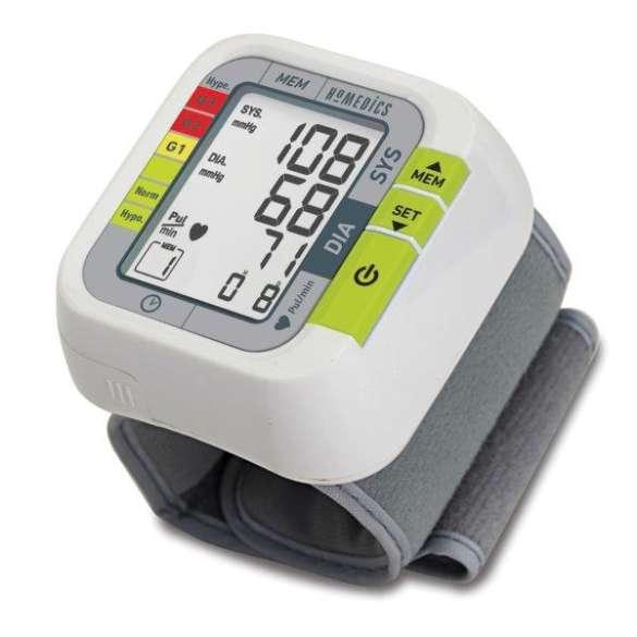 Bloeddrukmeter pols BPW-1005