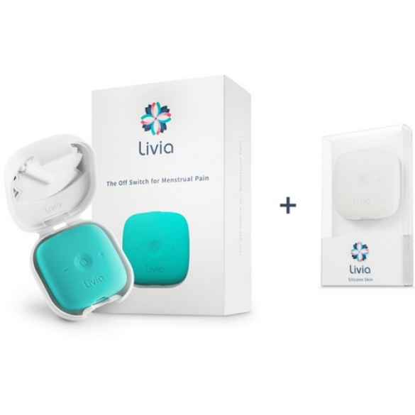 Livia - Stopknop voor menstruatiepijn