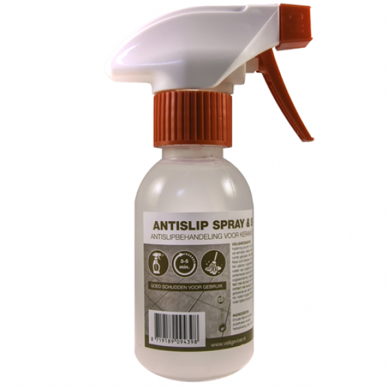 Secucare Antislip spray en spoel - 100ml