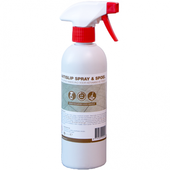 Secucare Antislip spray & spoel - 500ml