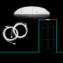 LightSaver L100 - Rookalarm lichtsnoer