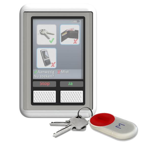 MindMate - Elektronische sleutelvinder