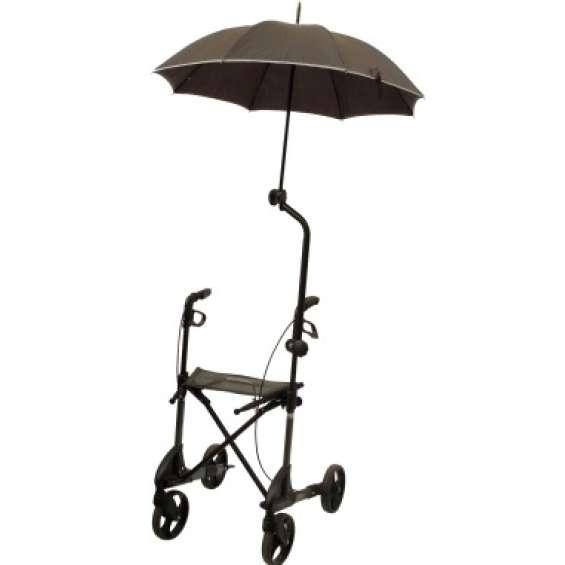 Rollatorparaplu   paraplu voor op de rollator   Parolla 2