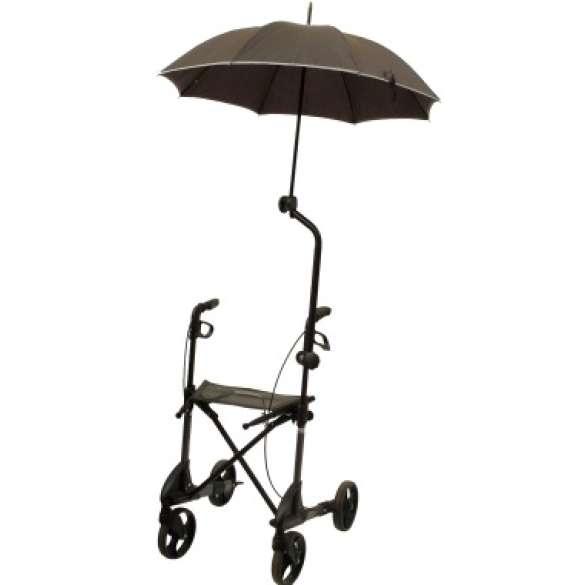 Rollatorparaplu | paraplu voor op de rollator | Parolla 2