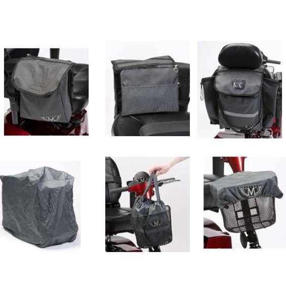 Scootmobiel accessoires pakket