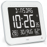 Grote digitale klok met thermometer en hygrometer | FK-777 | 18 x 22cm