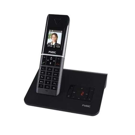 Draadloze DECT telefoon met deurbel met video intercom