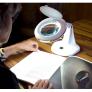 Loep met lamp | Fysic FL-30TL