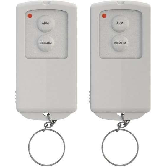 Afstandsbediening voor sensor alarm (2 stuks)